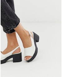 ASOS DESIGN Steal S In White