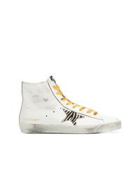 Golden Goose Deluxe Brand Hi Top Sneakers