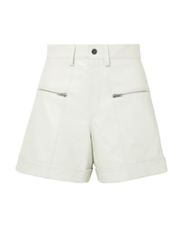 Isabel Marant Cedar Leather Shorts
