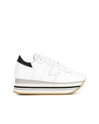 Philippe Model Eiffel Veau Sneakers