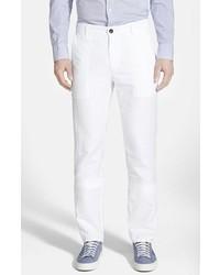 AG Jeans Ag The Wanderer Linen Cotton Pants