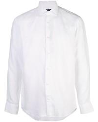 Frescobol Carioca Long Sleeve Fitted Shirt