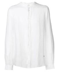Fay White Linen Shirt