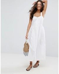 Linen maxi dress medium 3757776