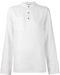 Denis Colomb Band Collar Tunic