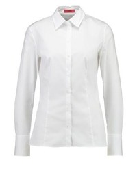 Etrixe shirt open white medium 3936004