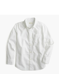 J.Crew Kids Oxford Cotton Shirt