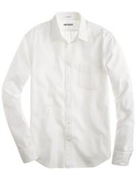 J.Crew Thomas Mason For Ludlow Slim Fit Shirt