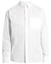 Fanmail Uniform Long Sleeves Cotton Poplin Shirt