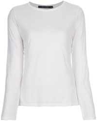 White long sleeve t shirt original 1284009