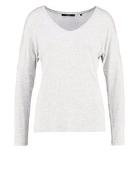 Kassandra long sleeved top dull grey medium 3894528