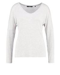 someday. Kassandra Long Sleeved Top Dull Grey