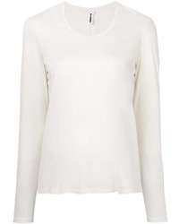 Jil Sander Long Sleeved T Shirt