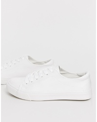 New Look Classic Trainer In White