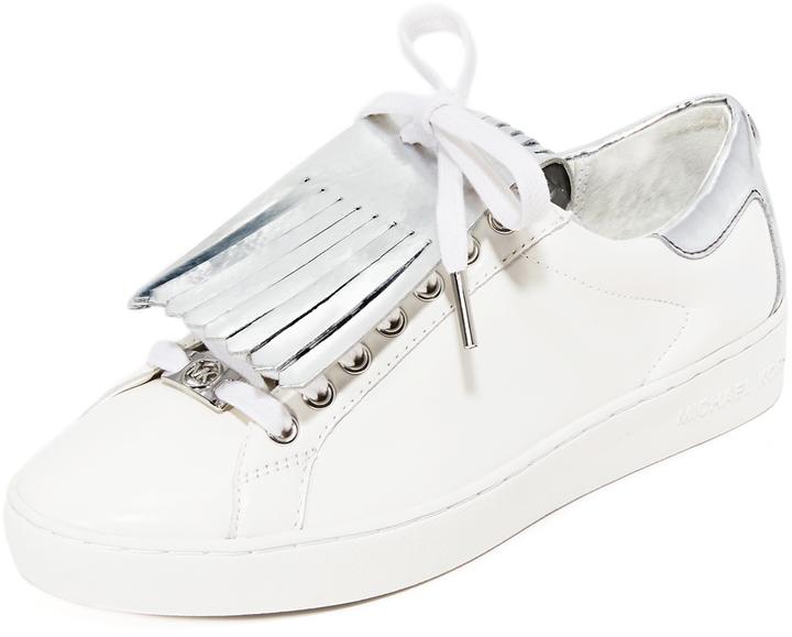 4cf3b814b8d ... MICHAEL Michael Kors Michl Michl Kors Keaton Kiltie Sneakers ...