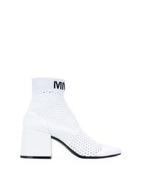 MM6 MAISON MARGIELA Mesh Effect Booties