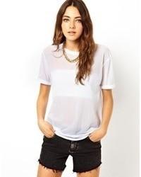 Asos Mesh T Shirt