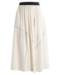 Gonna maxi skirt white medium 3935621