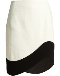 Thierry Mugler Mugler Wave Hem Mini Skirt