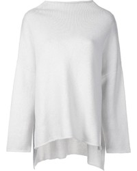 Enfold Enfld Wide Neck Oversized Jumper