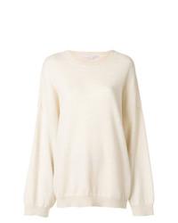 Stella McCartney Oversized Crew Neck Sweater