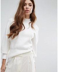 Selected Oversized Knit Sweater