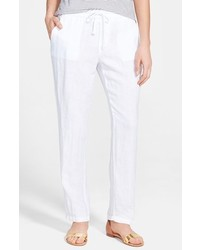 James Perse Linen Chino Pants