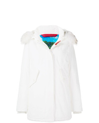 Freedomday Feather Down Hooded Coat