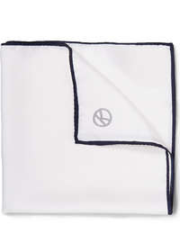 Kingsman Drakes Silk Pocket Square