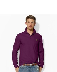 Polo Ralph Lauren Custom Fit Long Sleeved Polo
