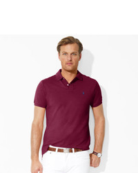Polo Ralph Lauren Custom Stretch Mesh Polo