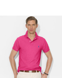 Polo Ralph Lauren Slim Fit Stretch Mesh Polo