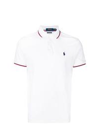 Polo Ralph Lauren Stripe Tipped Polo Shirt