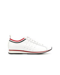 Thom Browne Leather Rugby Running Shoe