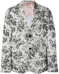 Tailored floral blazer medium 3661295