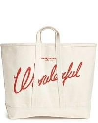 Best Made Co 100lb Coal Bag Canvas Tote