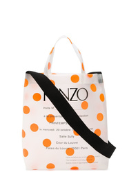 Kenzo Invitation Tote Bag