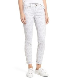 Print skinny jeans medium 1183538