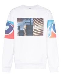 Calvin Klein Jeans Est. 1978 Photo Print Crew Neck Jumper