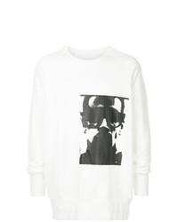 Julius Portrait Printed Sweater
