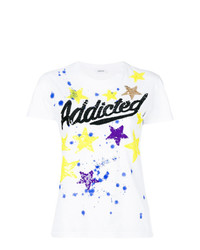 P.A.R.O.S.H. Addicted Star T Shirt