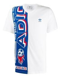 adidas Branded T Shirt