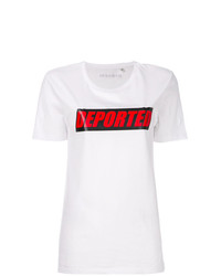 Manokhi Departed T Shirt