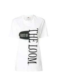 Cédric Charlier Fruit Of The Loom T Shirt