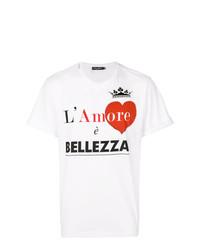 Dolce & Gabbana Lamore Bellezza T Shirt