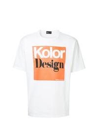 Kolor Logo Patch T Shirt