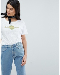 MiH Jeans Logo T Shirt