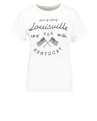 Print t shirt white medium 3886081