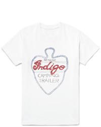 VISVIM Printed Cotton Jersey T Shirt