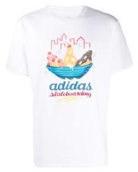 adidas Short Sleeved T Shirt
